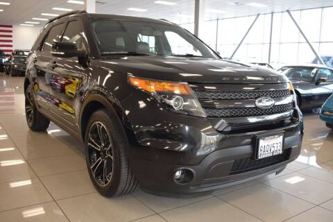 2015 Ford Explorer for sale at Legend Auto in Sacramento CA