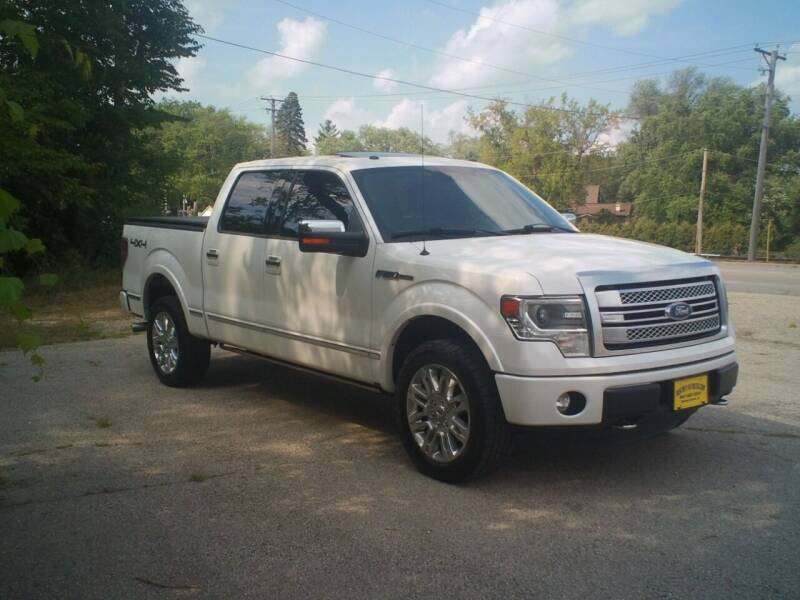 2013 Ford F-150 for sale at BestBuyAutoLtd in Spring Grove IL