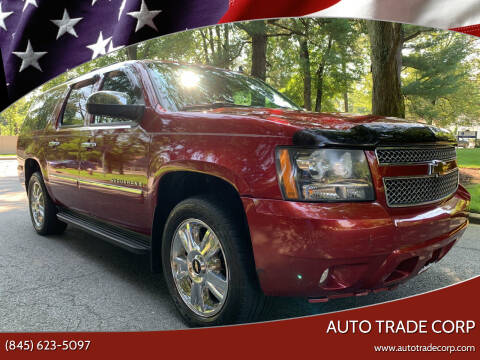 2009 Chevrolet Suburban for sale at AUTO TRADE CORP in Nanuet NY
