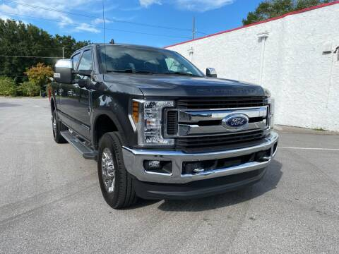 2019 Ford F-250 Super Duty for sale at LUXURY AUTO MALL in Tampa FL