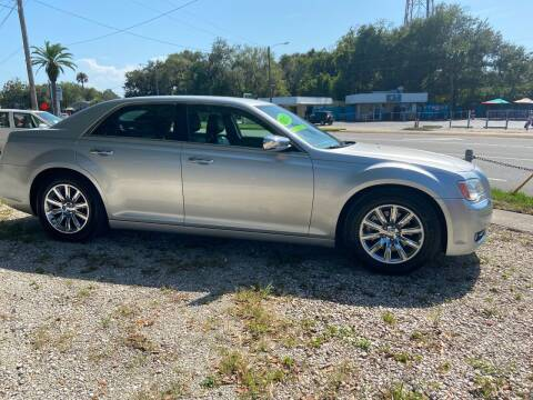 2012 Chrysler 300 for sale at D & D Detail Experts / Cars R Us in New Smyrna Beach FL