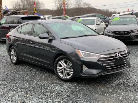 2020 Hyundai Elantra for sale at A&M Auto Sales in Edgewood MD