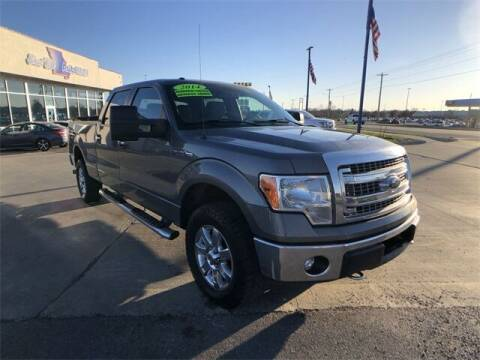 2014 Ford F-150 for sale at Show Me Auto Mall in Harrisonville MO