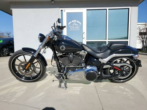 2013 Harley-Davidson FXSB Breakout for sale at Kell Auto Sales, Inc in Wichita Falls TX