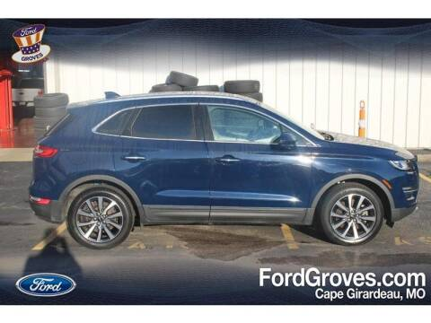 2019 Lincoln MKC for sale at JACKSON FORD GROVES in Jackson MO