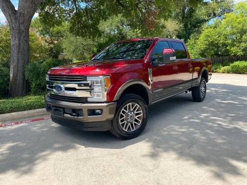 2017 Ford F-250 Super Duty for sale at Motorcars Group Management - Bud Johnson Motor Co in San Antonio TX