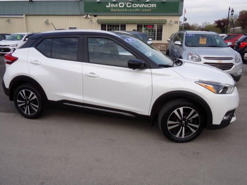 2019 Nissan Kicks for sale at Jim O'Connor Select Auto in Oconomowoc WI