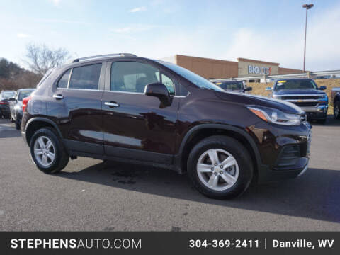 2020 Chevrolet Trax for sale at Stephens Auto Center of Beckley in Beckley WV