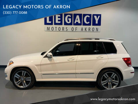 2013 Mercedes-Benz GLK for sale at LEGACY MOTORS OF AKRON in Akron OH