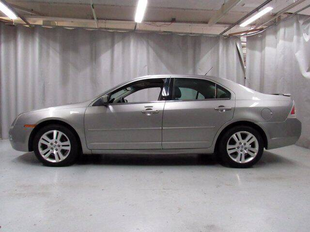 2008 Ford Fusion AWD V6 SEL 4dr Sedan - Essington PA