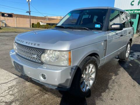 2006 Land Rover Range Rover for sale at MFT Auction in Lodi NJ