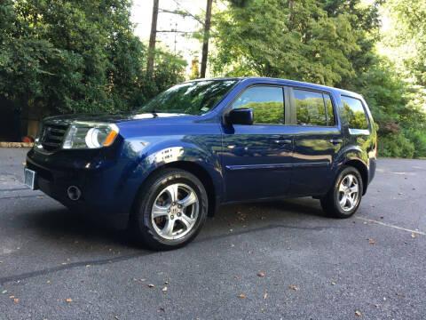 2013 Honda Pilot for sale at Car World Inc in Arlington VA