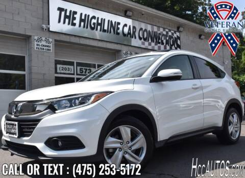 2019 Honda HR-V for sale at The Highline Car Connection in Waterbury CT