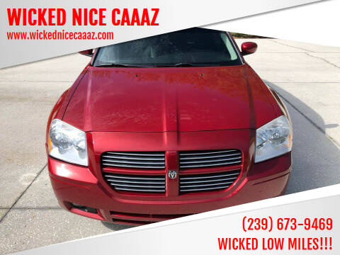 2005 Dodge Magnum for sale at WICKED NICE CAAAZ in Cape Coral FL