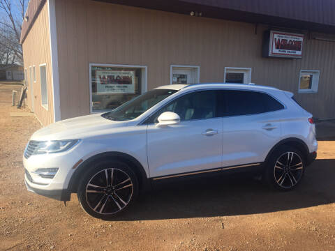 2018 Lincoln MKC for sale at Palmer Welcome Auto in New Prague MN