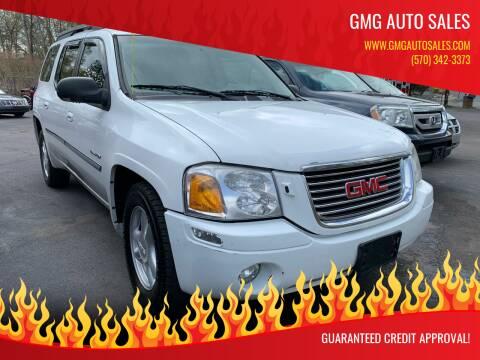 2006 GMC Envoy XL for sale at GMG AUTO SALES in Scranton PA