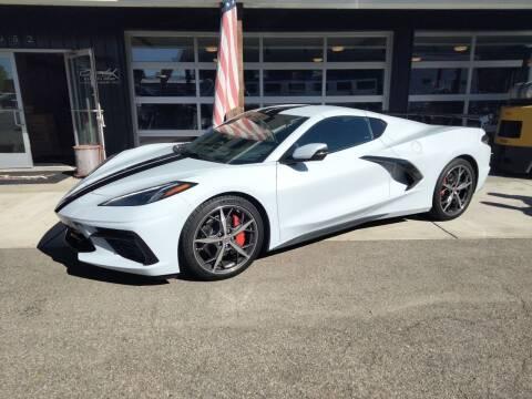 2021 Chevrolet Corvette for sale at Boondox Motorsports in Caledonia MI