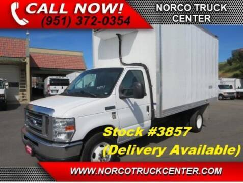 2010 Ford E-Series Chassis for sale at Norco Truck Center in Norco CA
