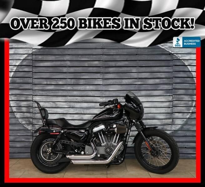 2009 Harley-Davidson XL1200 for sale at Motomaxcycles.com in Mesa AZ
