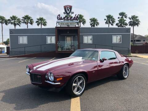 1970 Chevrolet Camaro for sale at Barrett Auto Gallery in San Juan TX