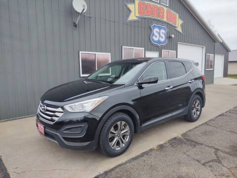 2015 Hyundai Santa Fe Sport for sale at CARS ON SS in Rice Lake WI