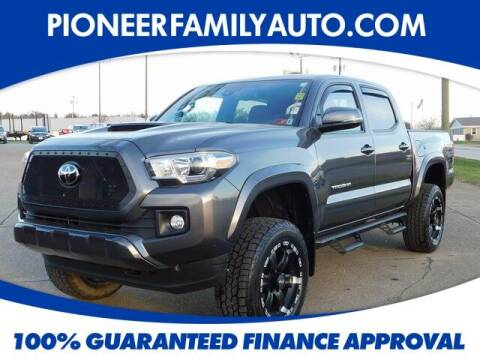 2019 Toyota Tacoma for sale at Pioneer Family auto in Marietta OH