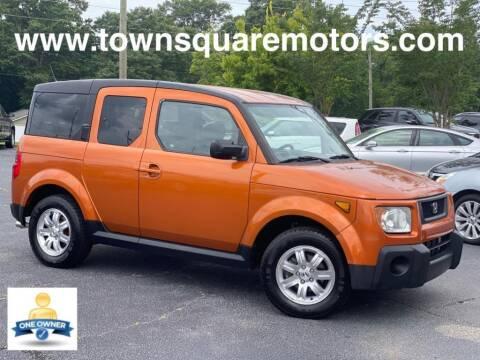 2006 Honda Element for sale at Town Square Motors in Lawrenceville GA