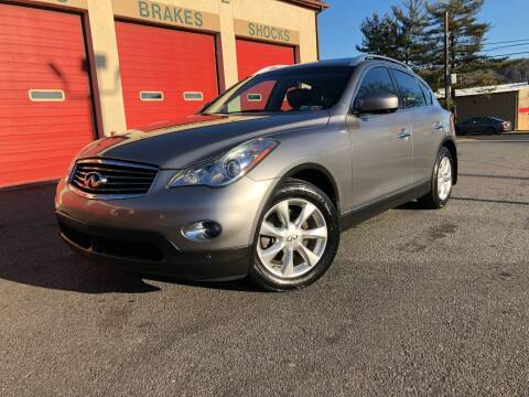 2010 Infiniti EX35 for sale at Keystone Auto Center LLC in Allentown PA