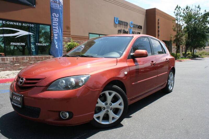 2005 Mazda MAZDA3 for sale at CK Motors in Murrieta CA