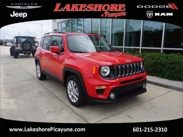 2021 Jeep Renegade for sale in Picayune, MS