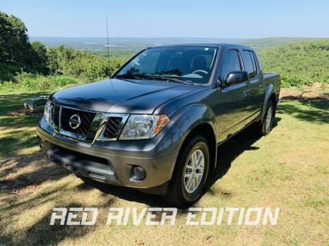 2019 Nissan Frontier for sale at RED RIVER DODGE - Red River of Malvern in Malvern AR