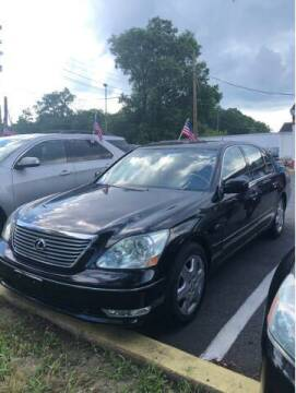 2004 Lexus LS 430 for sale at JTR Automotive Group in Cottage City MD