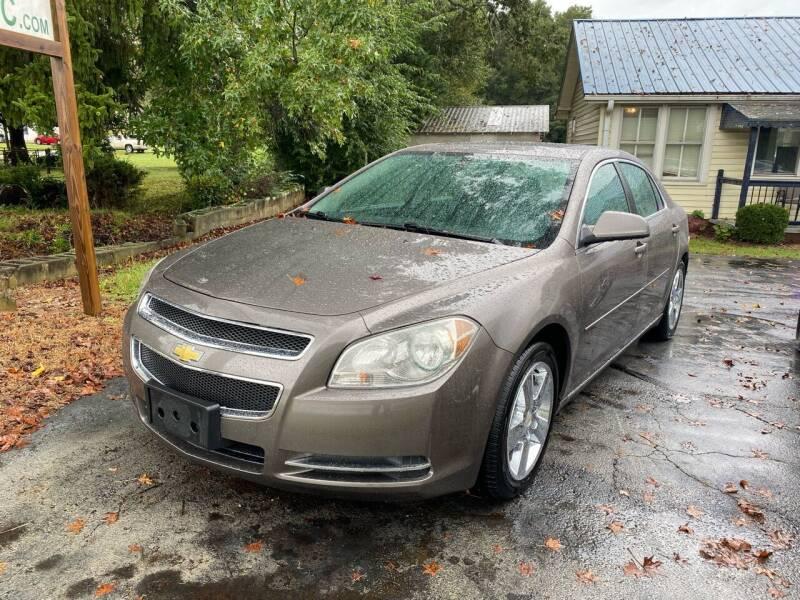 2010 Chevrolet Malibu for sale at Tri-County Auto Sales in Pendleton SC