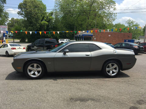 2011 Dodge Challenger for sale at Diamond Auto Sales in Lexington NC