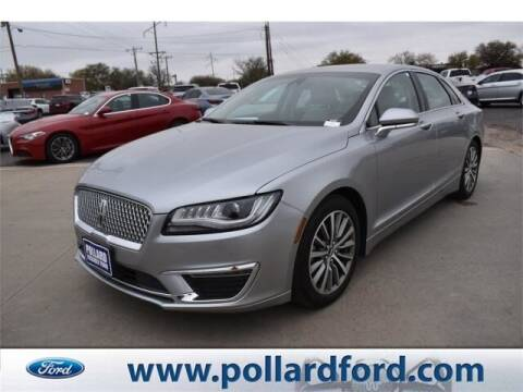 2020 Lincoln MKZ for sale at South Plains Autoplex by RANDY BUCHANAN in Lubbock TX