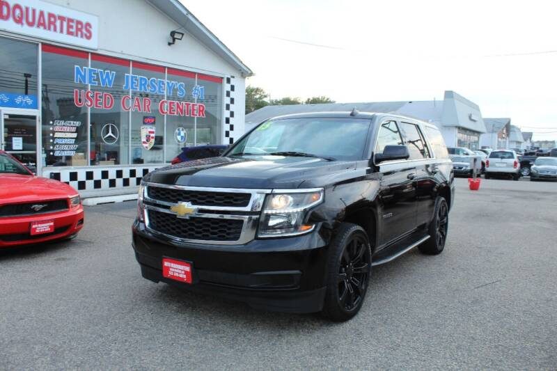 2015 Chevrolet Tahoe for sale at Auto Headquarters in Lakewood NJ