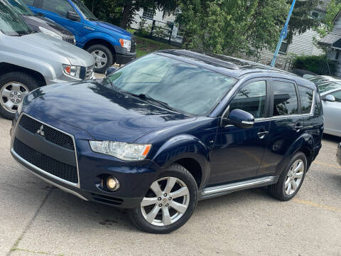 2011 Mitsubishi Outlander for sale at Exclusive Auto Group in Cleveland OH