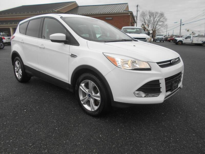 2016 Ford Escape for sale at Nye Motor Company in Manheim PA