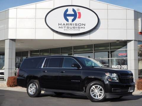 2019 Chevrolet Suburban for sale at Harrison Imports in Sandy UT
