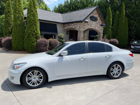 2011 Hyundai Genesis for sale at Hoyle Auto Sales in Taylorsville NC