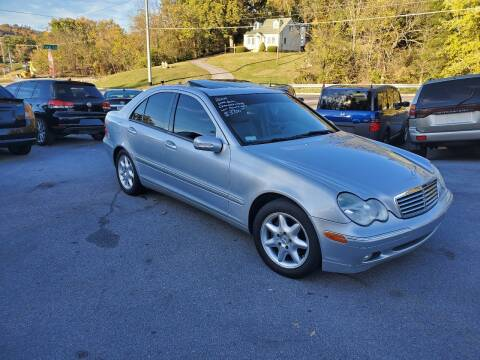 2004 Mercedes-Benz C-Class for sale at DISCOUNT AUTO SALES in Johnson City TN