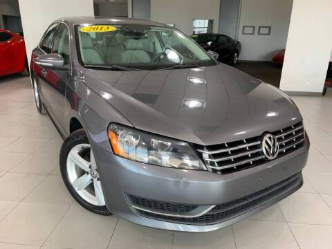 2012 Volkswagen Passat for sale at Auto Mall of Springfield north in Springfield IL