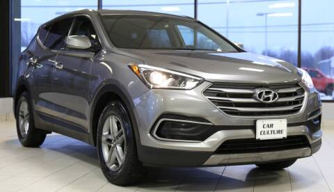 2018 Hyundai Santa Fe Sport for sale at Car Culture in Warren OH