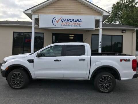 2019 Ford Ranger for sale at Carolina Auto Credit in Youngsville NC