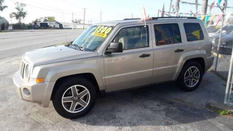2009 Jeep Patriot for sale at GP Auto Connection Group in Haines City FL