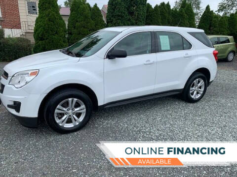 2013 Chevrolet Equinox for sale at Autos-N-More in Gilbertsville PA