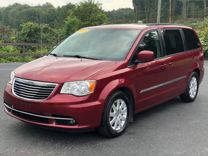 2013 Chrysler Town and Country for sale at Pine Grove Auto Sales LLC in Russell PA