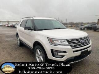 2017 Ford Explorer for sale at BELOIT AUTO & TRUCK PLAZA INC in Beloit KS