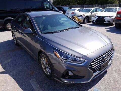 2018 Hyundai Sonata for sale at Hickory Used Car Superstore in Hickory NC