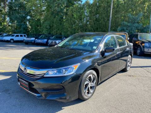 2016 Honda Accord for sale at Bloomingdale Auto Group in Bloomingdale NJ